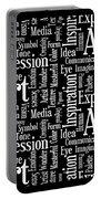 Art Idea Inspiration Portable Battery Charger
