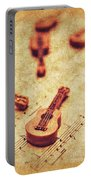 Art Of Classical Rock Portable Battery Charger