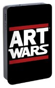 Art Wars Portable Battery Charger