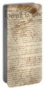 Articles Of Confederation Portable Battery Charger