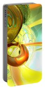 Articulate Design Abstract Portable Battery Charger