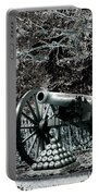 Artillery At Pickettes Charge Portable Battery Charger