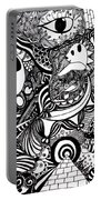 Artist Portable Battery Charger