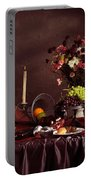 Artistic Food Still Life Portable Battery Charger