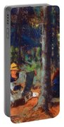 Artists In The Woods Portable Battery Charger