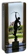 Arts Sculpture California Museum   Portable Battery Charger