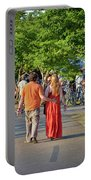 Arts Walk Portable Battery Charger