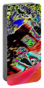 Artwalk Abstract Portable Battery Charger