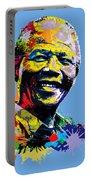 Nelson Mandela Madiba Portable Battery Charger