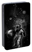 Deep Sea Space Diver Portable Battery Charger