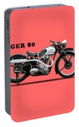 Triumph Tiger 80 1937 Portable Battery Charger