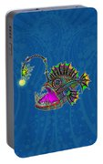 Electric Angler Fish Portable Battery Charger