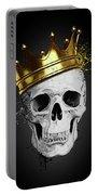 Royal Skull Portable Battery Charger