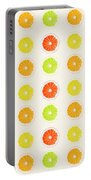 Juicy Citrus Portable Battery Charger
