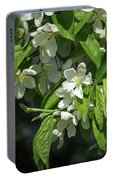 Under The Apple Tree Portable Battery Charger
