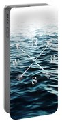 Winds Of The Sea Portable Battery Charger