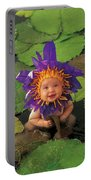 Waterlily Portable Battery Charger by Anne Geddes