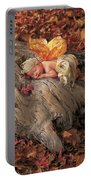 Woodland Fairy Portable Battery Charger by Anne Geddes