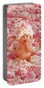 Peony Angel Portable Battery Charger by Anne Geddes
