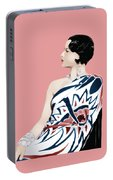 Louise Brooks In Hollywood Portable Battery Charger