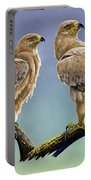 Tawny Eagles Portable Battery Charger