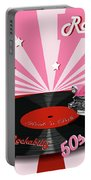Rock'n Roll The Sweet Fifties Portable Battery Charger