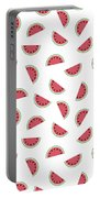 Watermelon Portable Battery Charger