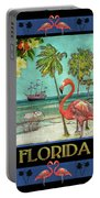Florida Advertisement Portable Battery Charger
