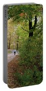 Autumn Bicycling Vertical One Portable Battery Charger