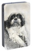 Shi-tzu Portable Battery Charger