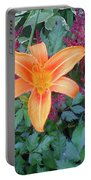 Image Included In Queen The Novel - Late Summer Blooming In Vermont 23of74 Enhanced Portable Battery Charger
