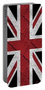 Union Jack Flag Deco Swing Portable Battery Charger