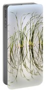 Graceful Grass Portable Battery Charger