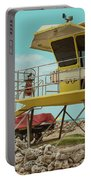 T7 Lifeguard Station Kapukaulua Beach Paia Maui Hawaii Portable Battery Charger