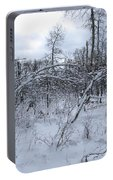 As Winter Returns Portable Battery Charger