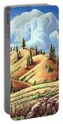 Ashcroft Landscape Portable Battery Charger