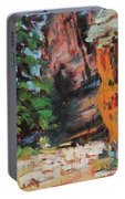 Ashdown Gorge Of Zion Portable Battery Charger