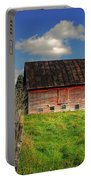 Ashtabula County Barn Portable Battery Charger