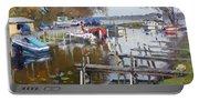 Ashville Bay Marina Portable Battery Charger