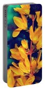Asian Flower Portable Battery Charger