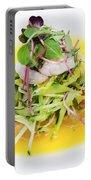Asian Korean Fusion Fresh Prawn Salad Portable Battery Charger