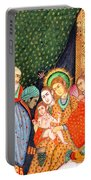 Asian Nativity Portable Battery Charger