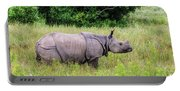 Asian Rhinoceros Portable Battery Charger