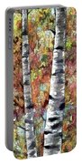 Aspen Trees  Portable Battery Charger
