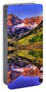 Aspen Wonder Portable Battery Charger by Scott Mahon
