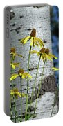 Aspens And Arnicas Portable Battery Charger