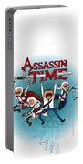 Assassintime Portable Battery Charger