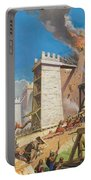 Assault On Carthage Portable Battery Charger