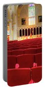 Assumption Worship Portable Battery Charger