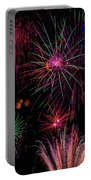 Astonishing Fireworks Portable Battery Charger